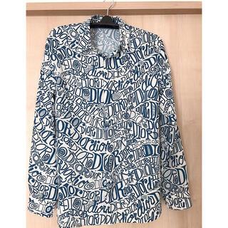 ディオールオム(DIOR HOMME)のDior×shawn テクニカルキャンバスシャツ(シャツ)