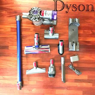 ダイソン(Dyson)のDyson!デラックスセット!サイクロン式クリーナー V8   SV10K(掃除機)