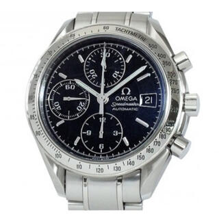 オメガ(OMEGA)のオメガ スピードマスター デイト クロノグラフ(腕時計(アナログ))