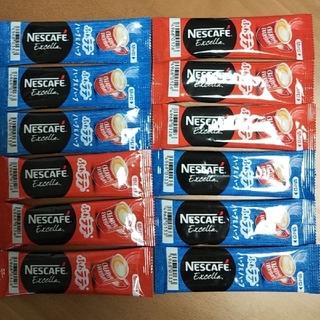 ネスレ(Nestle)のネスカフェ エクセラ ふわラテ と ハーフ&ハーフ(コーヒー)