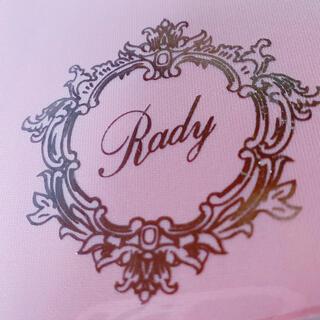 Rady - 🧸Rady ノベルティ 2枚set