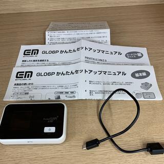 ファーウェイ(HUAWEI)のイーモバイル PocketWifi GL06P(PC周辺機器)