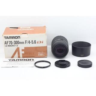 タムロン(TAMRON)のTAMRON AF70-300mm ニコン用 A17NII #00064(レンズ(ズーム))