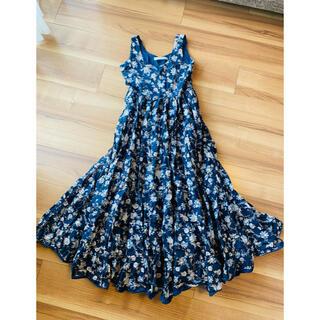 UNITED ARROWS - MARIHA(マリハ)草原の虹のドレス ワンピース