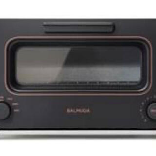バルミューダ(BALMUDA)のバルミューダ ザ・トースター  K05A ブラック BALMUDA(調理機器)