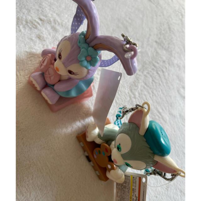 ステラ・ルー(ステラルー)のディズニーシー限定ステラルージェラトーニ スナックケース エンタメ/ホビーのおもちゃ/ぬいぐるみ(キャラクターグッズ)の商品写真