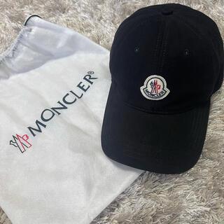 モンクレール(MONCLER)のモンクレール ベースボールキャップ(キャップ)