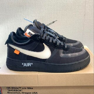 【SNKR DUNK】NIKE × OFF-WHITE AIR FORCE 1