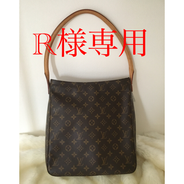 LOUIS VUITTON(ルイヴィトン)のLOUIS VUITTON ルイヴィトン ルーピングGM ショルダーバッグ  レディースのバッグ(ショルダーバッグ)の商品写真