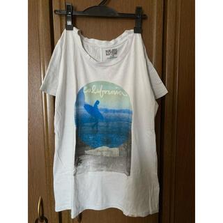 バックナンバー(BACK NUMBER)の【新品未使用】ストリート/カジュアル/Tシャツ/水色(Tシャツ(半袖/袖なし))
