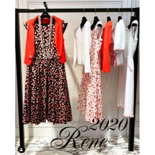 René - 新品2020Reneルネ スイカ F&Fワンピース