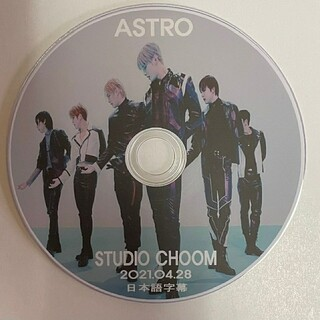 ASTRO DVD STUDIO CHOOM 2021.04.28 日本語字幕