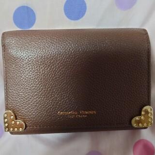 サマンサタバサ(Samantha Thavasa)のサマンサタバサ三つ折り財布(財布)