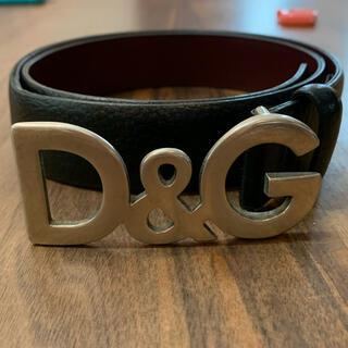 DOLCE&GABBANA - 【Dolce&Gabbana】ドルガバ  メンズ ベルト