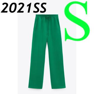 ZARA - *2021SS*ZARA フルイドパンツ