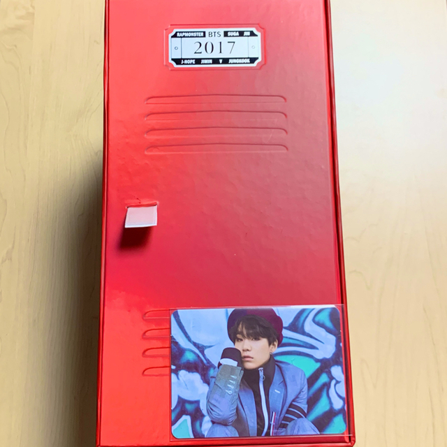 防弾少年団(BTS)(ボウダンショウネンダン)のBTS  シーグリ 2017 エンタメ/ホビーのCD(K-POP/アジア)の商品写真