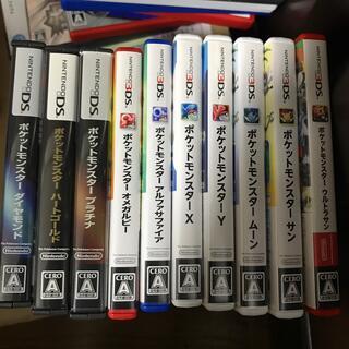 ニンテンドー3DS - DSソフト 3DSソフト ポケットモンスター ※ハートゴールド売り切れました