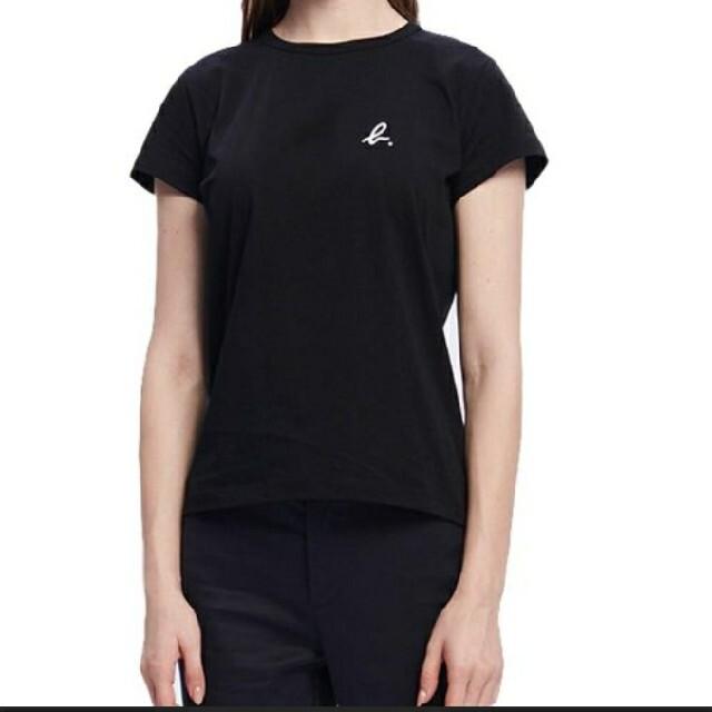 agnes b.(アニエスベー)のアニエスベー Tシャツ ブラック&ホワイト 2枚セット 即日発送 新品  レディースのトップス(Tシャツ(半袖/袖なし))の商品写真