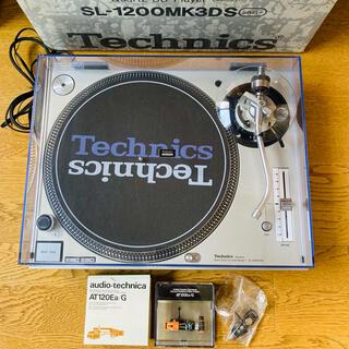パナソニック(Panasonic)のken様専用★【美品】Technics  SL1200MK3D ターンテーブル(ターンテーブル)