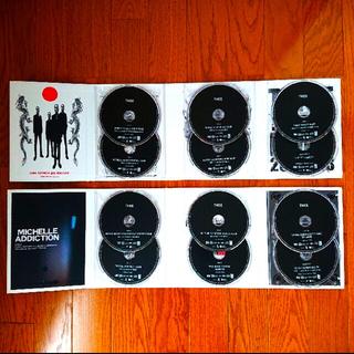 初回限定生産 ミッシェルガンエレファント THEE LIVE 12枚組 DVD