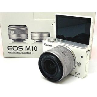 Canon - Canon EOS  Kiss M10 カメラ 一眼レフ Wi-Fi