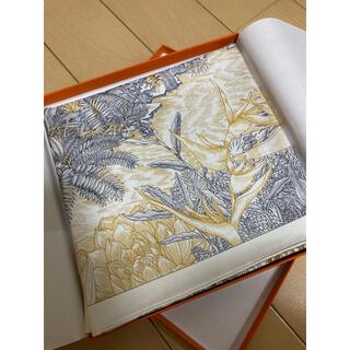 エルメス(Hermes)のtada3様ご専用エルメスFaubourgTropical scarf 90 (バンダナ/スカーフ)