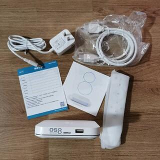【特価】Unblock UBOX8 日本対応 Bluetooth キーボード付き