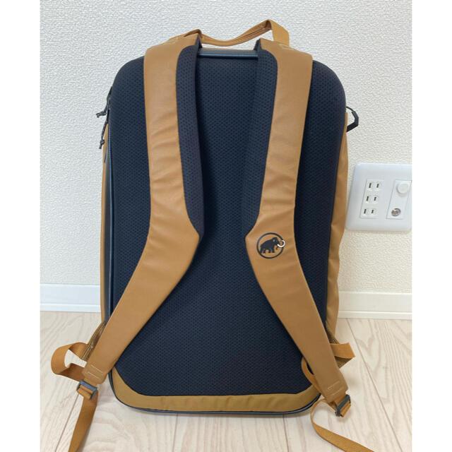 Mammut(マムート)の【アイス様専用】Mammut バックパック  セオントランスポーター 26L メンズのバッグ(バッグパック/リュック)の商品写真