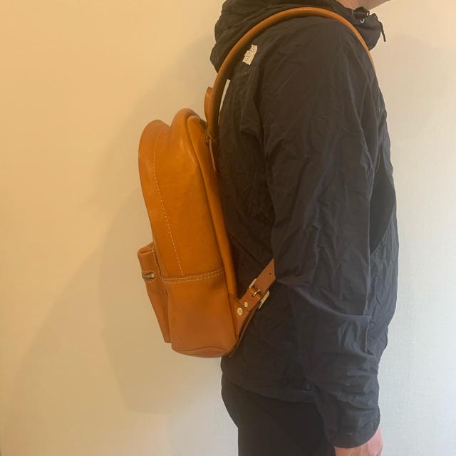 HERZ(ヘルツ)のHERZ リュック メンズのバッグ(バッグパック/リュック)の商品写真