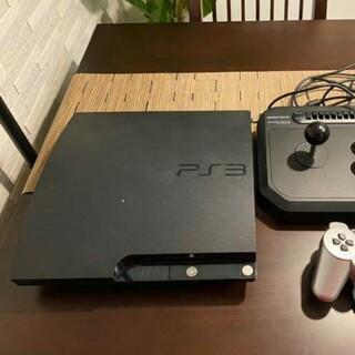 PS3 本体 PlayStation3・アーケードスティックセット(家庭用ゲーム機本体)