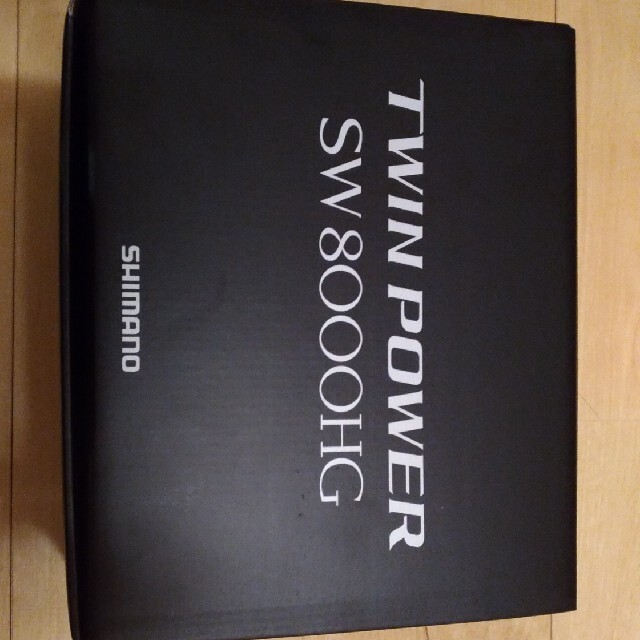 SHIMANO(シマノ)の21 ツインパワーSW 8000HG スポーツ/アウトドアのフィッシング(リール)の商品写真
