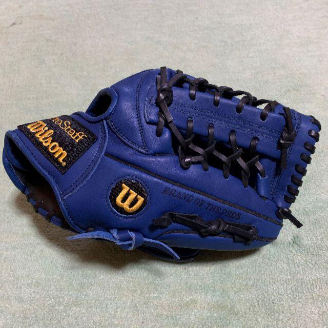 wilson(ウィルソン)のウィルソン Wilson 内野手 ProStaff プロスタッフ スポーツ/アウトドアの野球(グローブ)の商品写真