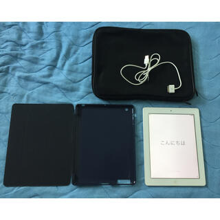 Apple - ipad2 32G Wi-Fiモデル