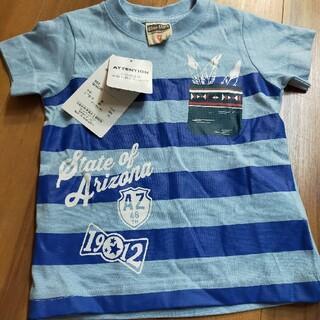 BREEZE - ブルーマート半袖Tシャツ90夏服新品美品