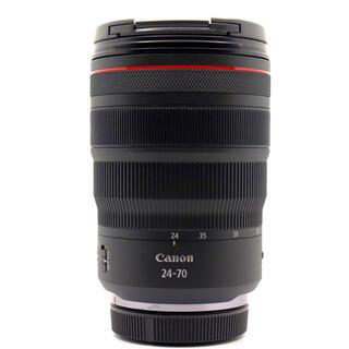 Canon - 【新品】キヤノンRF24-70mm F2.8 IS USM