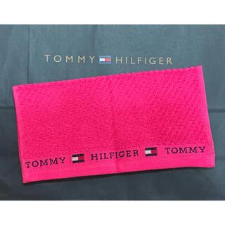 TOMMY HILFIGER - 新品 TOMMY HILFIGER ハンドタオル