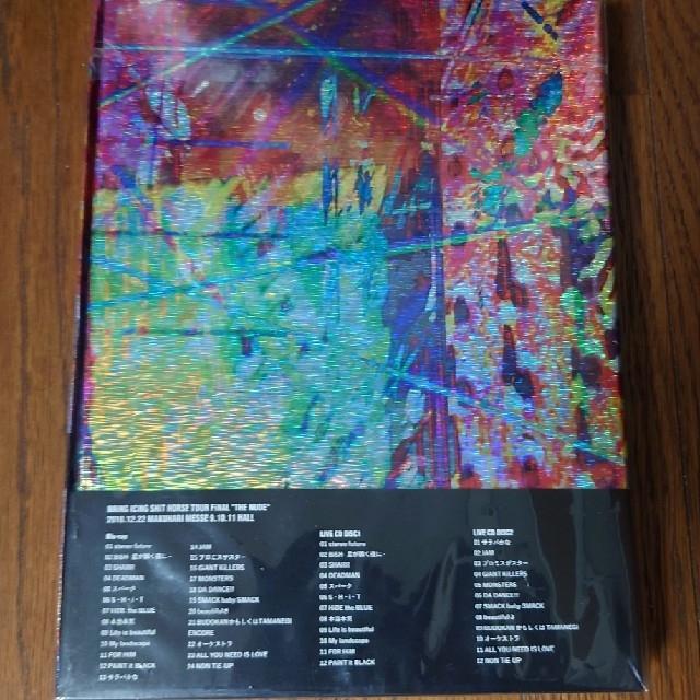 """「BiSH """" THE NUDE """"〈初回生産限定盤〉」 エンタメ/ホビーのDVD/ブルーレイ(ミュージック)の商品写真"""