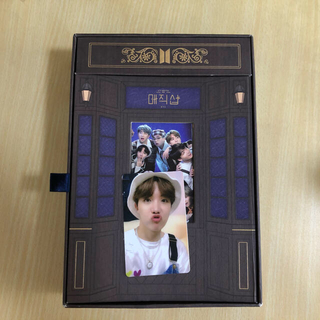 防弾少年団(BTS) - BTS 5期 MAGIC SHOP マジックショップ 韓国 DVD ホソク