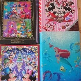 Disney - TDR フォトアルバム 4冊セット