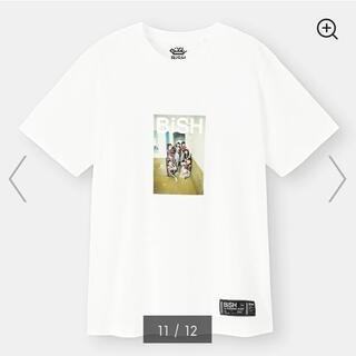 【新品未使用未開封】 BiSH GU コラボTシャツ