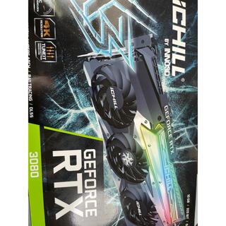 INNO3D NVIDIA GEFORCE RTX 3080 iCHILL X3