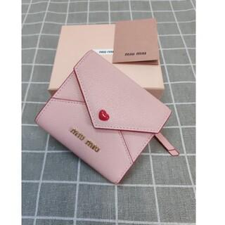 miumiu - ❣素敵❣❀MIUMIU❀❀さいふ❀ ピンク ミュウミュウ  小銭入れ