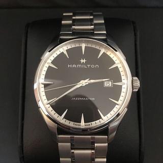 Hamilton - ハミルトン ジャズマスター ジェント クォーツ 40mm メンズ 腕時計