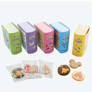 Disney - 東京ディズニーリゾート限定品 お菓子 クッキー 本型 ミッキー ミニー