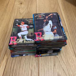 ハンシンタイガース(阪神タイガース)のBBM野球カード2001年 239枚セット(記念品/関連グッズ)
