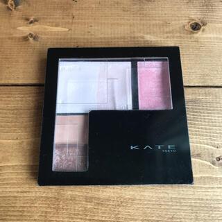 ケイト(KATE)のケイト ホワイトシェイピングパレット WT-2(パープルホワイト)(フェイスカラー)