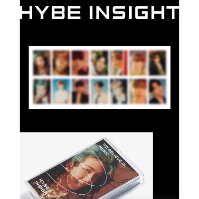 防弾少年団(BTS)(ボウダンショウネンダン)のBTS  フォトカードトレカ14枚セット HYBE INSIGHT  エンタメ/ホビーのCD(K-POP/アジア)の商品写真