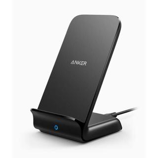 【新品】Anker PowerWave 7.5 Standワイヤレス充電器(バッテリー/充電器)