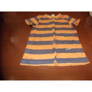 ハッカキッズ(hakka kids)のhakka kids 男児 Tシャツ サイズ130 コウモリ(Tシャツ/カットソー)
