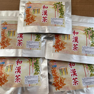 和漢茶 ブレンド茶 健康茶 5パック 40袋入(健康茶)